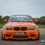 BMW 1-Series V10 Smokey Bear Drifting