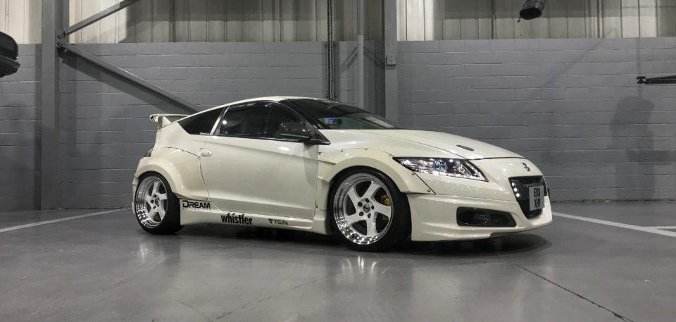 Honda CRZ Wide Body Alex Woods (7)