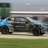 Andreas Bakkerud Speed Machine Silverstone WRX World Rallycross Championship 2019 Steve White Fueltopia